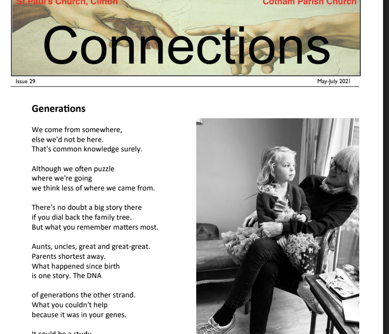 Connections May-July 2021