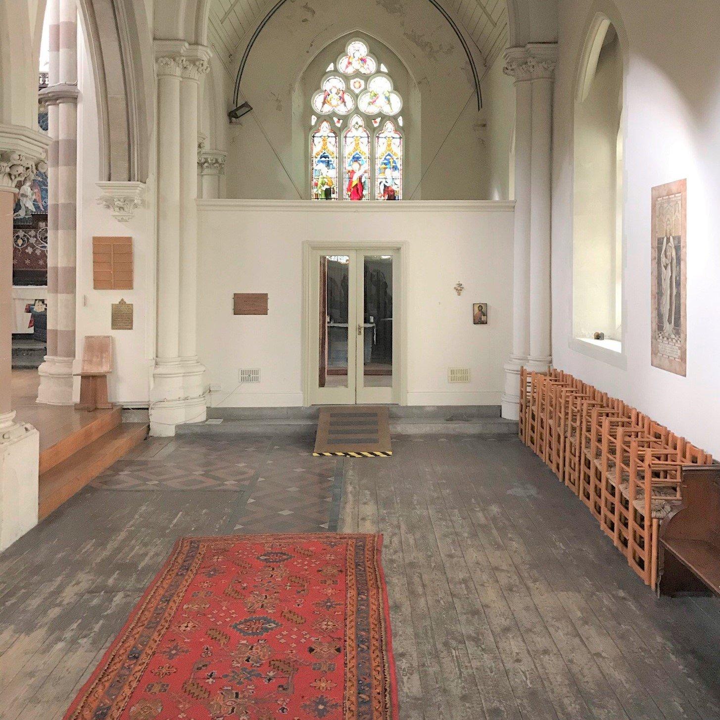 Inside St Paul's
